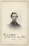 Hayes, Fred 2nd Lt.