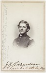 Richardson, Justin K. 1st Lt.