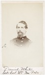 White, Daniel Lt. Col.