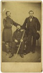 Beals, Thomas Porter with unidentified soldiers