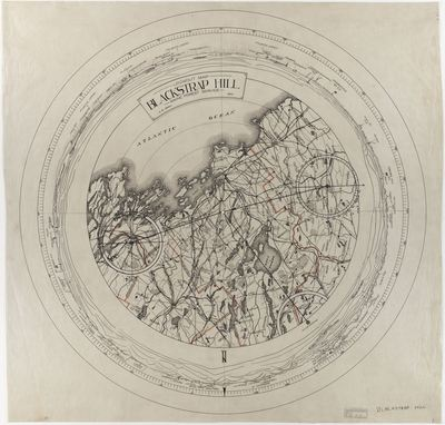Fire Tower Maps from the Maine Forest Service at the Maine ...
