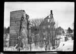 Architectural- Monson Ruins- Large Old Building by George French