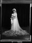 George French's Daughter's Wedding Photo (Barbara) by George French