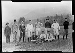 Baseball Team South Hiram by George French