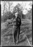 George French's Brother Will In Warden Service Uniform by George French