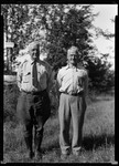George French And Brother Will by George French