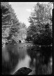 Brook In Center Ossipee. by George French