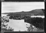 Aerial View Of A Lake, North End Lovell by George French
