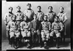 Bridgton Academy Baseball Team. by George French