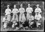 Art Longee Baseball Team Limerick by George French