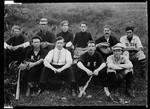 1921 Kezar Falls Baseball Team by George French