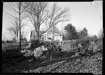 George French Homestead In Parsonsfield. by George French