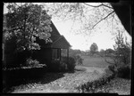 Driveway Beside House In New Jersey by George French