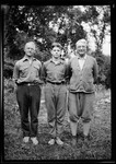Don, Will And George French by George French
