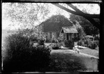 Garden Outside French's, New Jersey Home by George French