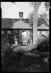 Front Yard And Front Of French Homestead In Parsonfield by George French
