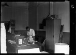 George French's Office At O Company by George French