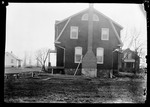 House Under Construction (George French's) by George French