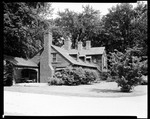 Large Old House In A Wooded Area Of Deerfield, Massachusetts by George French