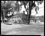 Hall Tavern Museum In Deerfield, Massachusetts, Very Large Old Building by George French