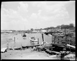 Full View Of A Working Harbor In Kennebunkport by George French