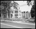Wedding Cake House In Kennebunk by George French