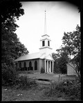 Large Old Church In Grafton, Vermont by George French