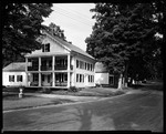 Public Library On Street In Grafton, Vermont by George French