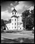 Riverside Methodist Church In Kezar Falls, Star On Belfry by George French