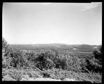 Long View Of Mountain Range, Lake Far Right--Porter, Kezar Falls by George French