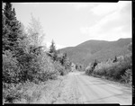 From Road Looking To Mountains, Old Spec In Grafton Notch by George French