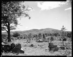 Panorama View Of The Green Mountains In Effingham Falls, New Hampshire by George French