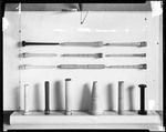 Exhibit Of Different Kinds Of Bobbins by George French