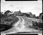 Road Leading To A House On A Hill In Moultonboro by George French
