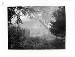 Positive Image Of The George French Homestead In Parsonsfield, In Mist--5 X 7 by George French