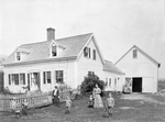 Old Ike Stanley's House, Sid And Orman Fore, Kezar Falls by George French