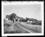 Blacktop Highway Near The Town Of East Wilton by French George
