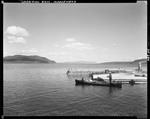 Activity At A Marina On Moosehead Lake by George French