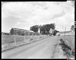 Chicken Barns In Skowhegan by George French