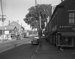 Business District Of Damariscotta by George French