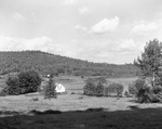Farm At The Edge Of Spectacle Pond In Porter by George French