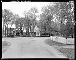 Houses On A Street In Windham by George French