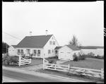 Cape Style House With Attached Garage, Nice View Of Bay Near Westport by George French