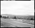 Distant View Of Lake Umbagog And Surrounding Mountains, Me Nh Border by George French