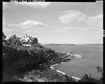 House Overlooking Ocean At South Portland by George French