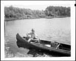 Game Warden Checking Catch by George French