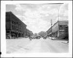 Commercial District In Houlton by George French