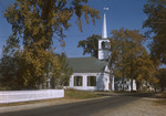 Church In Village Of Steep Falls by George French