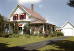 Unidentified Home In Maine by George French