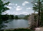 Chocorua Lake And Whiteface And Paugus Mountains by George French